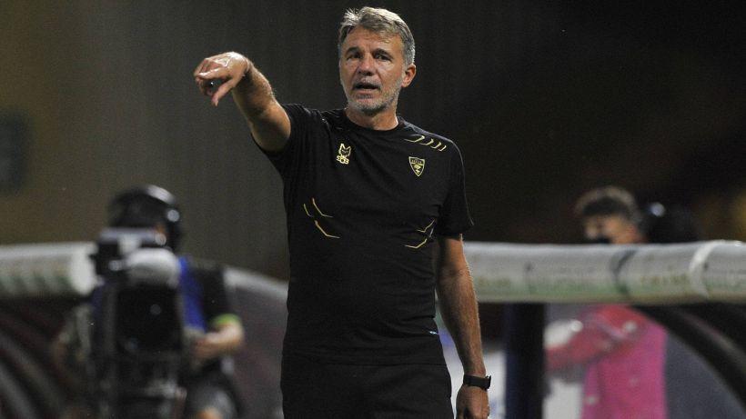 """Lecce, Baroni: """"Pablo Rodriguez si giocherà il posto con Coda"""""""