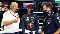 """F1, Marko: """"Non vogliamo vincere a suon di incidenti"""""""