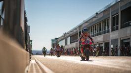 MotoGp FP1: vola la Honda di Marquez
