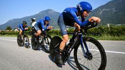 Mondiali Fiandre 2021, Staffetta Mista: l'Italia vince il bronzo, 1° la Germania