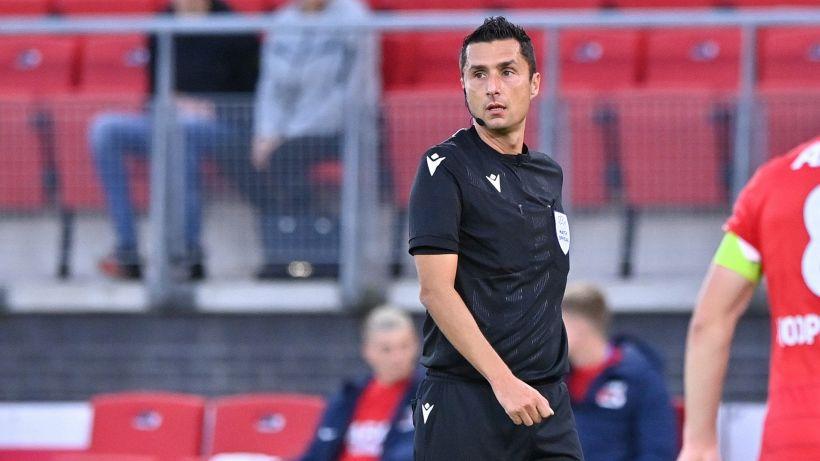 Europa League: gli arbitri per Lazio e Napoli