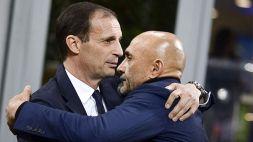 Allegri-Spalletti: alta tensione nel post-partita di Napoli-Juve