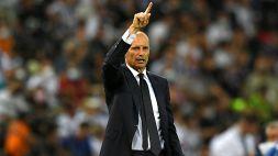 Juve, annunciata la lista Champions: fuori Kaio Jorge e Pellegrini
