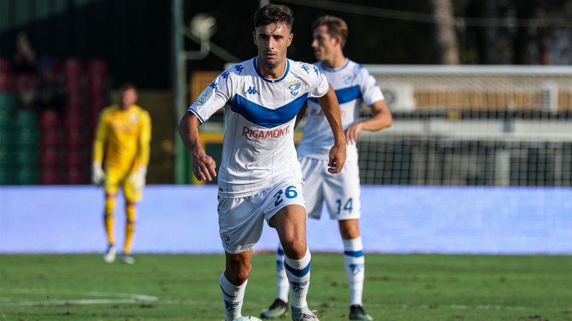 """Brescia, Bertagnoli: """"Posso giocare in molto ruoli"""""""