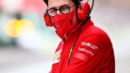 """F1, Binotto: """"Peccato per Sainz, il 2022 un'opportunità per la Ferrari"""""""