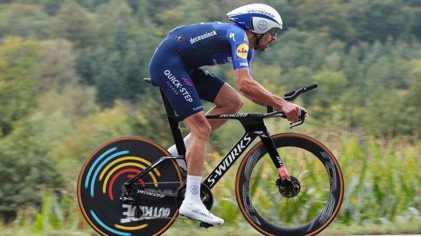 Giro del Lussemburgo, ancora uno squillo azzurro: Cattaneo 1° nella crono