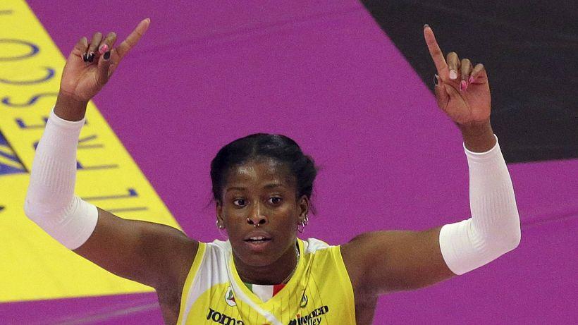Volley, preoccupano le condizioni di Sylla: salta la Supercoppa?