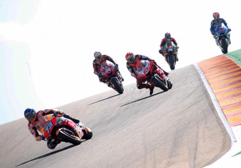 MotoGp Aragon pronostici: ultima chiamata Ducati contro Quartararo