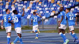 Serie A, Napoli-Juventus 2-1: le foto