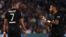 Ligue 1, PSG: Mbappe attacca Neymar