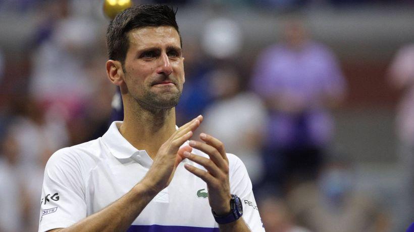 """Boris Becker: """"Novak Djokovic non doveva andare a Tokyo"""""""