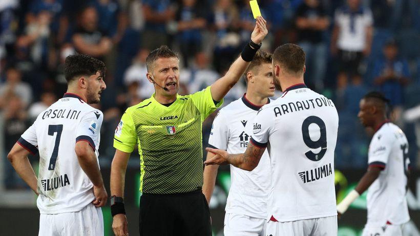 Serie A: gli arbitri della 3a giornata