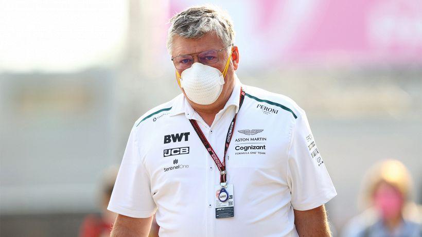 """F1, Aston Martin: Szafnauer spegne sul nascere il """"caso Vettel"""""""