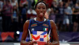 Paola Egonu, la migliore pallavolista al mondo: la sua storia
