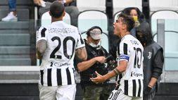 Dybala, infortunio e lacrime in Juventus-Sampdoria