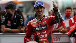 "MotoGP, Bagnaia: ""Non gufo Quartararo, sostituire Rossi è impossibile"""