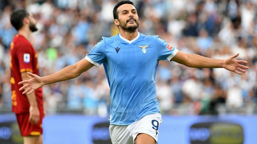 Pedro nella storia: è il terzo ad aver segnato nel derby con Lazio e Roma