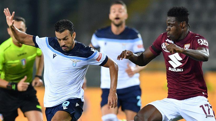 Torino-Lazio 1-1: Immobile risponde a Pjaca, le pagelle