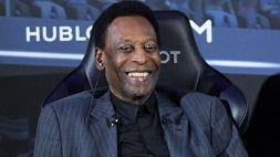 """Pelé: """"Addio terapia intensiva, pronto a giocare 90 minuti"""""""