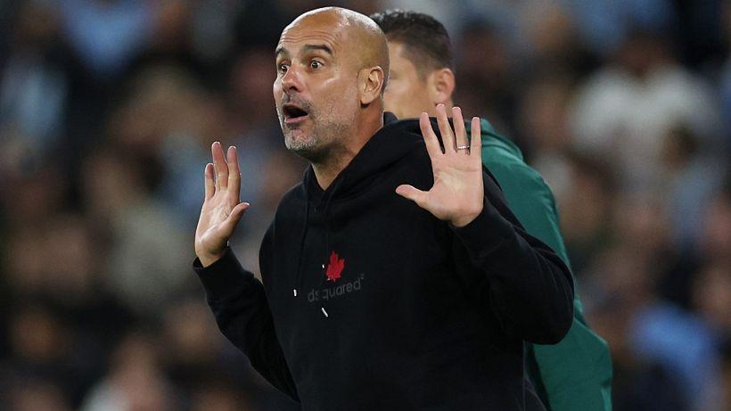 """City, Guardiola chiarisce: """"Se divento un problema per i tifosi mi farò da parte"""""""