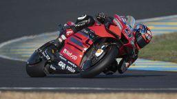 """MotoGP: Petrucci, """"Potrebbe essere la mia ultima gara in Top Class in Italia"""""""