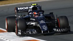 """F1, Gasly: """"La macchina era velocissima"""""""