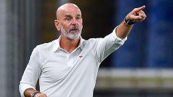 "Milan, Pioli perde Giroud: ""Lombalgia acuta, con la Juventus non ci sarà"""