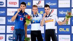 Europei di ciclismo su strada: Filippo Baroncini argento tra gli Under 23