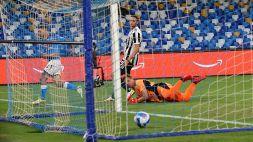 Napoli-Juventus 2-1: le pagelle