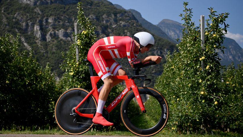 Trento 2021, Price-Pejtersen oro nella cronometro Under 23