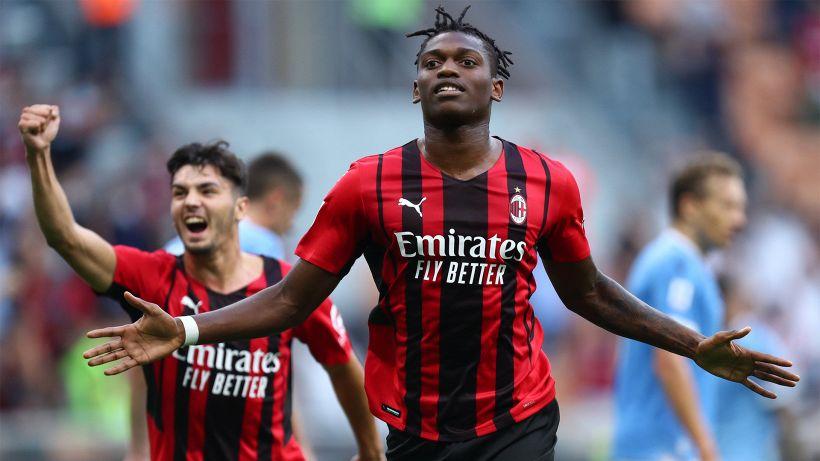"""Milan, Rafael Leao: """"Voglio vincere lo Scudetto"""""""