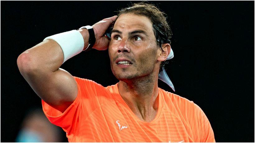 Rafael Nadal finalmente rompe il silenzio