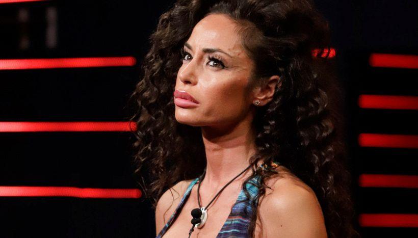 GF Vip, le lacrime di Raffaella Fico:Balotelli la cacciò con la figlia