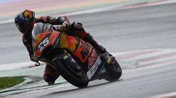 Moto2, Misano: Pole position a Raul Fernandez