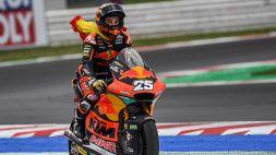Moto2, Misano: trionfo di Raul Fernandez
