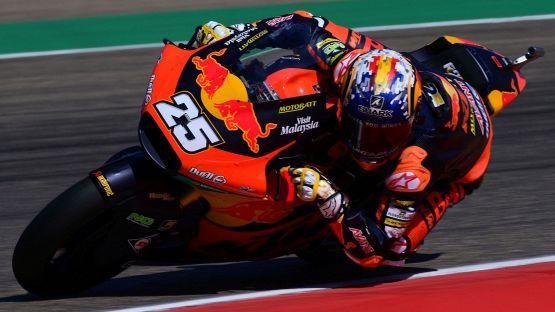 GP d'Aragona Moto2, vince Raul Fernandez