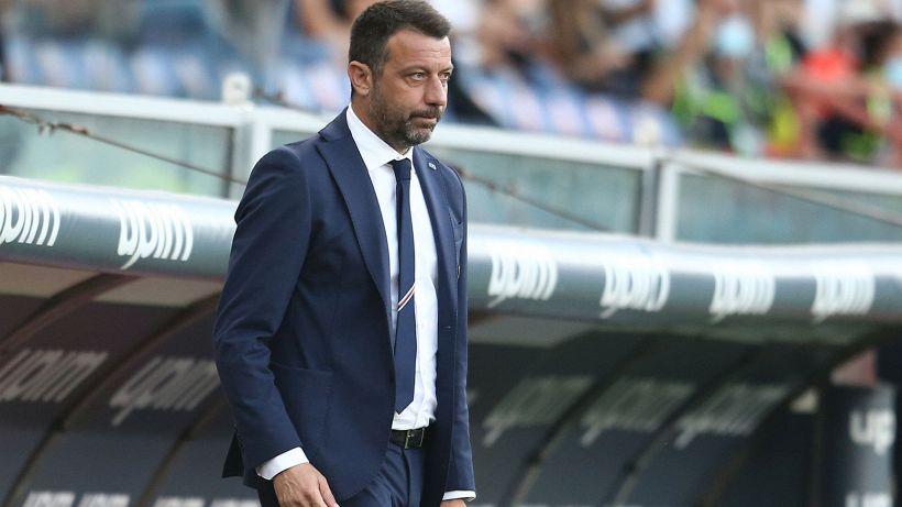 """Sampdoria, D'Aversa: """"Giocare bene non basta"""""""