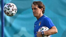 Mancini si ispira a Mourinho: una nuova Italia a tinte giallorosse
