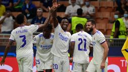 Inter-Real Madrid 0-1: decide Rodrygo, le pagelle