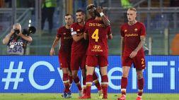 Roma-Udinese 1-0: Abraham decisivo, le pagelle