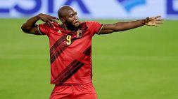Belgio, Romelu Lukaku: 100 presenze con la nazionale a 28 anni