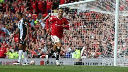 Juventus, l'ex Ronaldo esordisce con 2 gol allo United