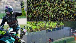 MotoGP, la Misano di Rossi: amore dei tifosi e passaggio di consegne