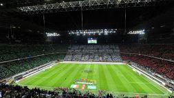 Riapertura stadi e palazzetti: il Governo annuncia novità