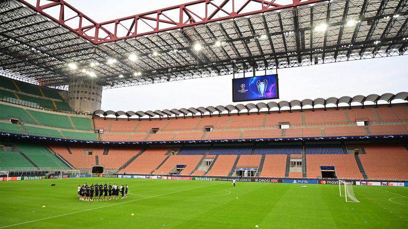 Champions, l'esordio da sogno dell'Inter in un San Siro sold-out