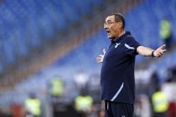 Sarri-Lazio, luna di miele finita? Bufera social sul tecnico toscano