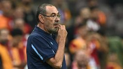 """Lazio, Sarri: """"Derby? Mi intriga"""""""