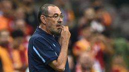 Lazio e Sarri ko in Europa League: clamorosa papera di Strakosha