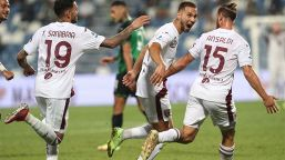 Serie A Sassuolo-Torino è la rivincita di Pjaca: 1-0 dei granata
