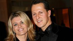 Michael Schumacher: commuovono le parole della moglie Corinna